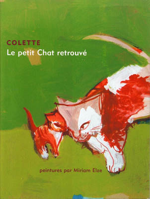 Illustration Literatur Colette Katze
